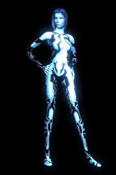 I can't say how much I love Cortana as a character. Crossing my fingers that she's coming back in Halo 5!