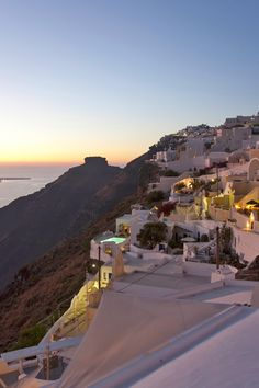 Gold Suites - Santorini, Greece - Santorini is one of the few places in the world that actually deserves every travel cliché.