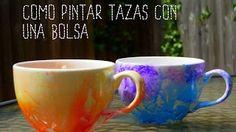 latas decoradas pintadas en castellano - YouTube