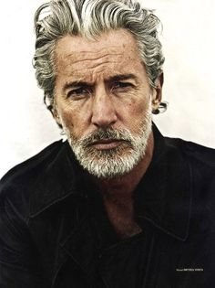 year old retired porno person looks absolutely awful. damn you Aiden Shaw Aiden Shaw, Older Mens Fashion, Old Man Fashion, Older Mens Hairstyles, Haircuts For Men, Terno Casual, Hair And Beard Styles, Long Hair Styles, Grey Beards