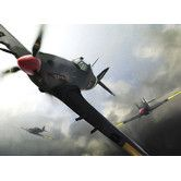Found it at Wayfair - Ultimate Retro Warbirds Wall Mural
