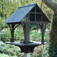 Lych Gate Bird Table