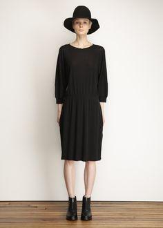 Hope Lily Dress (Black)