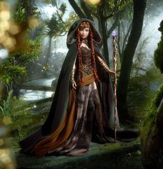 http://www.amazon.com/Mattel-Faraway-Forest-Barbie-Doll/dp/B00NOCD1PW