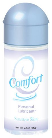 Wet Comfort Personal Lubricant Sensitive Skin - 2.4 oz. Funtimes209