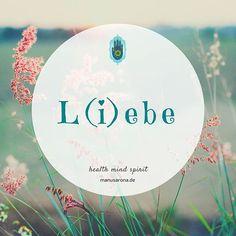 L(i)ebe. Jetzt.  #le