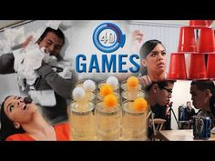 Minute to Win It: The 40 Greatest Games, Greatest Moments - YouTube