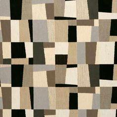 cubist quilt - modernist fabric