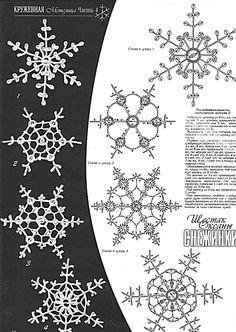 snowflakes 304