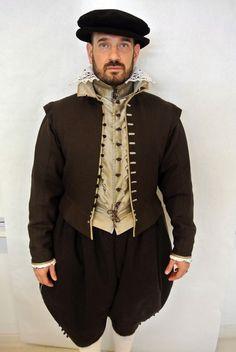 The Modern Maker — Latest Renaissance Mode, Renaissance Clothing, Renaissance Fashion, 16th Century Fashion, 17th Century Clothing, Historical Costume, Historical Clothing, Tudor Dress, Victorian Dresses