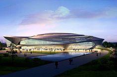 21. Dalian Sports Centre