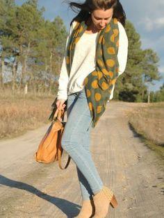 itziargonzalez Outfit   Invierno 2012. Cómo vestirse y combinar según itziargonzalez el 28-1-2013