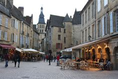 《Have a nice weekend !》Week-17 Markt@Sarlat,France