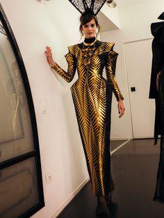 Jean Paul Gaultier Automne Hiver 2015 Haute Couture