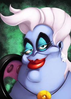 Disney - Little Mermaid - Ariel - Ursula