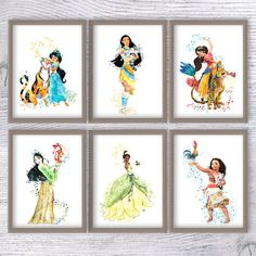 Disney Wall Decor eye catching disney moana printable art pictures and wall decor
