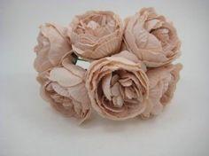 YF168VPH   PEONY IN VINTAGE PEACH COLOURFAST FOAM Peony Rose, Peony Flower, Wedding Arrangements, Wedding Bouquets, Vintage Colors, Vintage Flowers, Bunch Of Flowers, Peonies, Peach