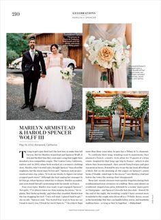 Martha Stewart Weddings Winter 2014