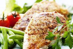 Moutarde de Dijon et sirop d'érable...Cuisinez les meilleures poitrines de poulet