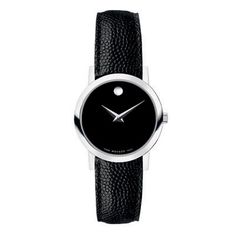 Ladies' Movado Stainless Steel Classic Museum® Watch - Zales