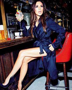 Victoria Beckham by Ellen von Unwerth for ELLE HK June 2016