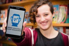 O autor do melhor aplicativo receberá uma viagem para os EUA com tudo pago para participar da Conferência Youth Health.