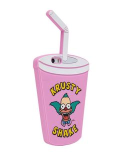 Skinnydip X The Simpsons iPhone 5/5S Krusty Shake Silicone Case || £16 || ON SALE