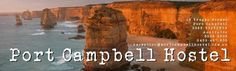 Port Campbell Hostel - Book Online Now Hostel, Books Online, Backpacking, Mount Rushmore, Victoria, Mountains, Nature, Travel, Backpacker