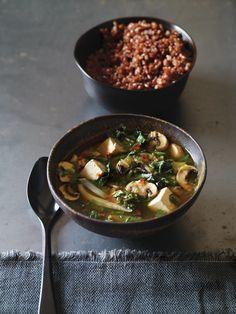 Gaeng Khae (Spicy Thai Vegetable Soup) Recipe   Vegetarian Times