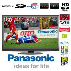 TV LCD a LED Panasonic VIERA TX-L42D25E 42 Pollici Full HD 1920x1080 200Hz NUOVO - 499€