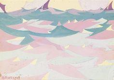 Giacomo Balla - lines, power of Sea