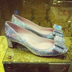 cinderella shoes - I need the magic of these shoes and NOW!