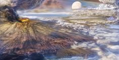 Ascension Earth ~ Fresh content posted throughout the day!  : Early Earth less hellish than previously thought