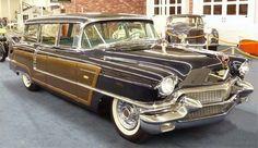 1956 Hess & Eisenhardt (USA) Cadillac Custom View-Master station wagon