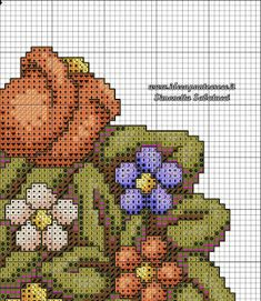 THUN SCHEMI PUNTO CROCE Projects To Try, Embroidery, Pattern, Fictional Characters, Fate, Crochet, Punto Croce, Smile, Feltro