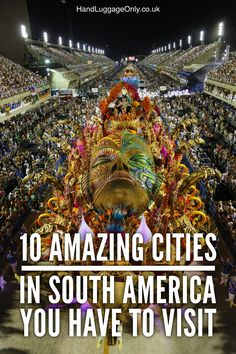 10 Amazing Cities In South America You Have To Visit This Year - Hand Luggage…