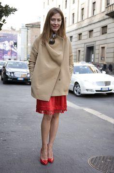 I definitely need a coat like that.