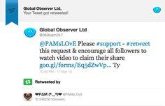 #PAMsLOVE Endorsement Encouragement