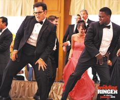 The Wedding Ringer: We're not quite sure what sets this movie apart from, say, I Love You, Man or Hitch or any of those paid-relationships-creating-a-true-connection movies, but the three leads could be appealing enough for us to want to find out.