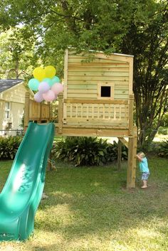 Swing Set Idea 3