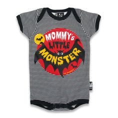 Metallimonsters is THE place for alternative baby and kids wear! We offer a wide selection of dresses, vests and accessories for your little monsters, ranging from birth to 10 years.