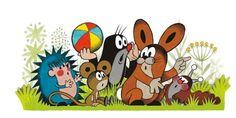 (2014-10) Muldvarpen og hans venner er forskrækkede Cartoon Toys, Children's Picture Books, Old Cartoons, Mole, Kids And Parenting, Yoshi, Bowser, Origami, Pikachu