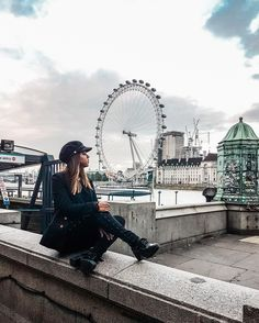 Ideas travel pictures ideas london for 2019 London Eye, London City, London Food, New Travel, London Travel, Edinburgh Travel, Edinburgh Scotland, Holiday Travel, London Photography