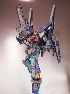 1/144 MRX-003 RX-78NT-X Netix Gundam - Custom Build