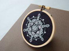 Embroidery Patterns, WINTER WONDERLAND Holiday Hand Embroidery Patterns