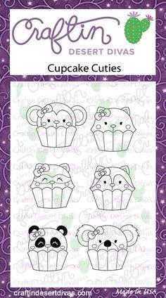 Cupcake Cuties $4.99
