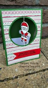 Image result for cookie cutter christmas stampin up