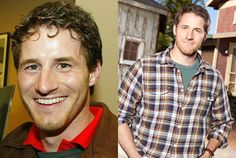 Sam Jaeger as Joel Graham #Parenthood  He looks better in character