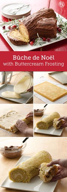 """""""I have been making this recipe for many years from an old Gold Medal Flour cookbook. It's a show-stopper: Everyone love the taste and the presentation says holiday like nothing else. Worth the effort!""""--Betty member AliD"""