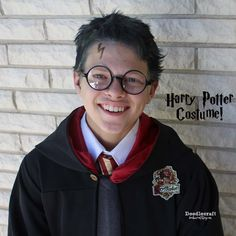 Harry Potter Cosplay: Harry Potter